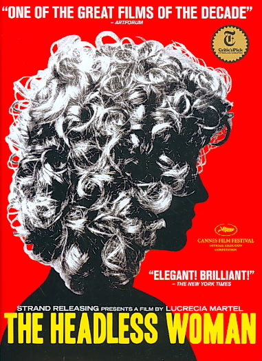 HEADLESS WOMAN BY MARTEL,LUCRECIA (DVD)