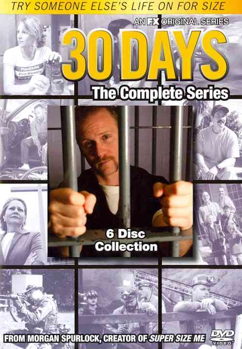 30 DAYS:COMPLETE SERIES BY 30 DAYS (DVD)